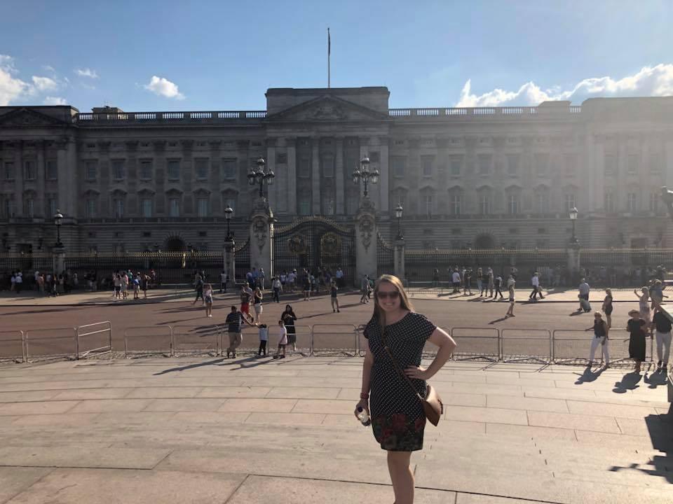Buckingham Palace, London England